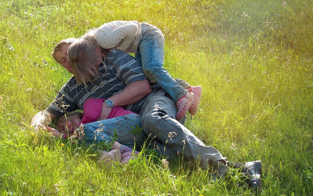 3 Ideen für dein unruhiges Kind (die eurer Beziehung gut tun)