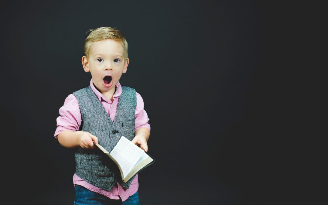 Sechsjährige müssen nicht lesen lernen. Zwölfjährige auch nicht.