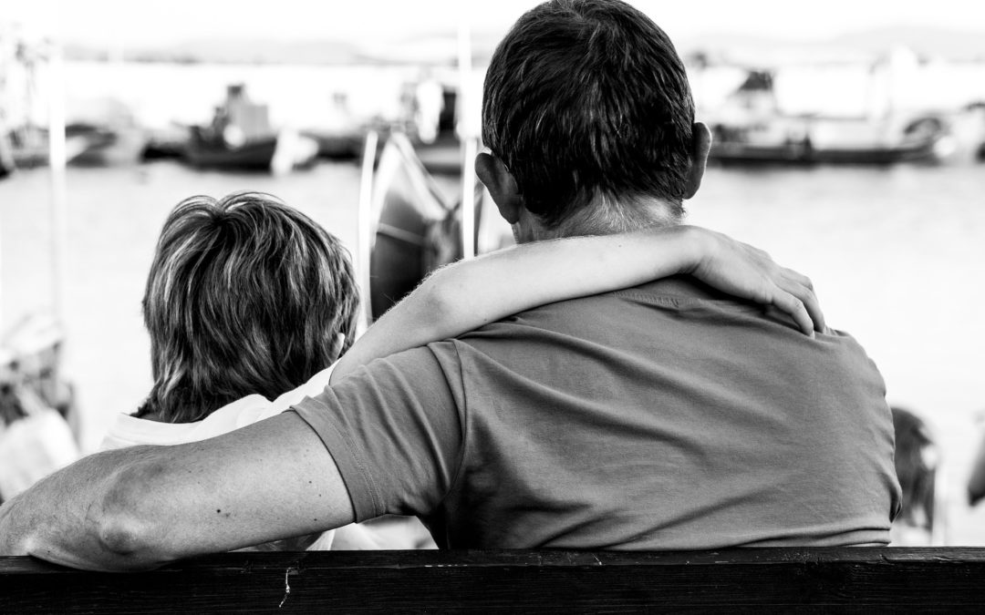 Wie du deinen Partner endlich dazu bekommst, liebevoll mit den Kindern zu sein.