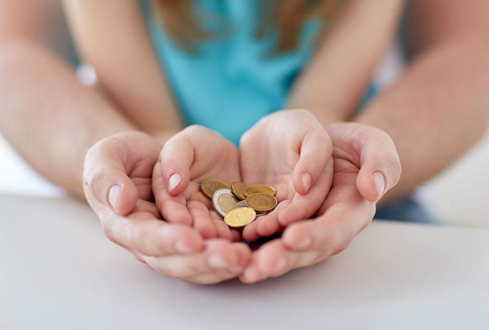 'Ich will das haaaaaaben!!' – Wie Taschengeld dein Kind ermächtigt