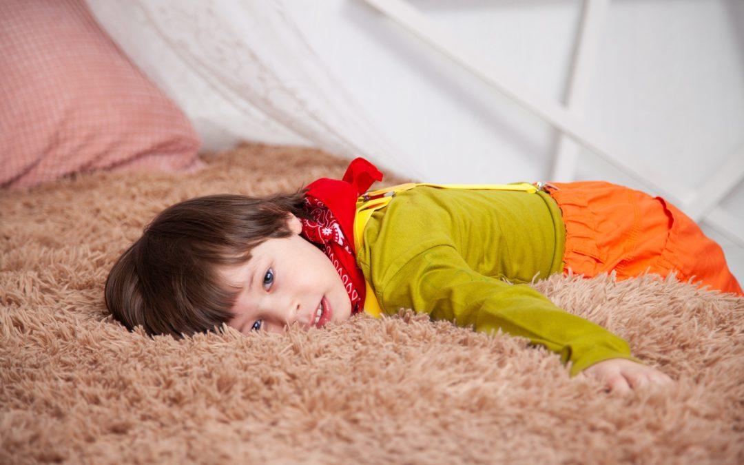 'Ich bleib zuhause!' – Wie du dein Kleinkind aus dem Haus bekommst