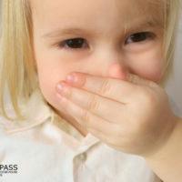 Was tun, wenn Kinder Schimpfwörter benutzen?